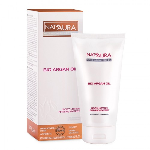 Body lotion Firming expert Nataura Diamond 45+ Reverse Time
