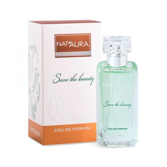 Eau de Parfum 50 ml Nataura Platinum 30+ Save the Beauty