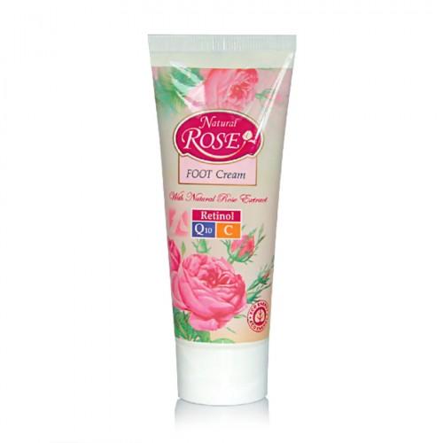 Rose Retinol Q10 Foot cream Natural Rose