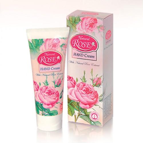 Hand cream Natural Rose