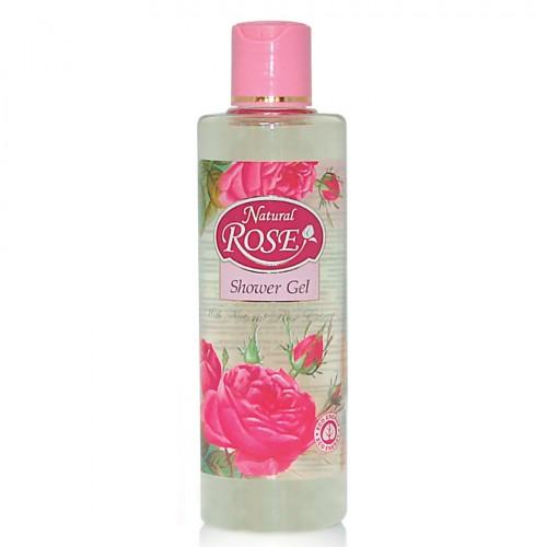 Shower gel Natural Rose