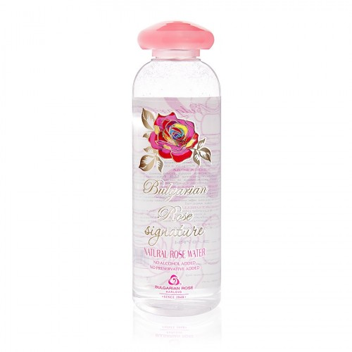 Natural Rose water 330ml Bulgarian Rose Signature