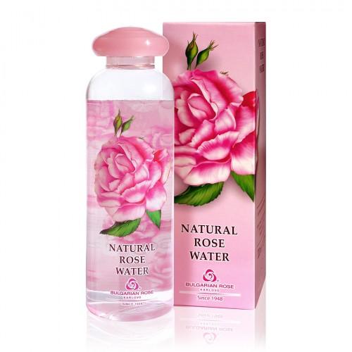 Natural Rose water Bulgarian Rose 330ml in a box