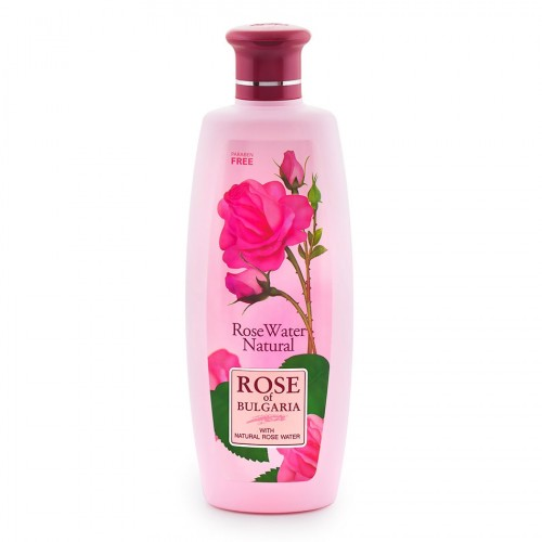 Natural Rose water Rose of Bulgaria 330ml