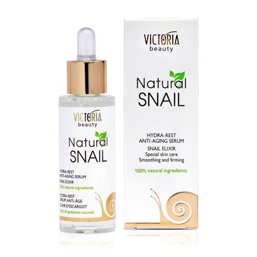 Hydra-rest Anti-aging Serum Natural Snail