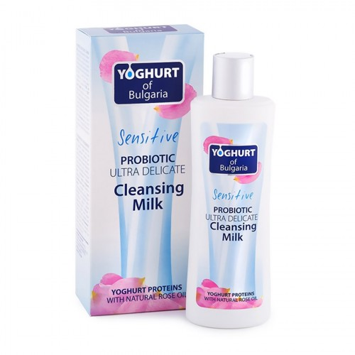 Probiotic ultra delicate Cleansing milk Yoghurt of Bulgaria