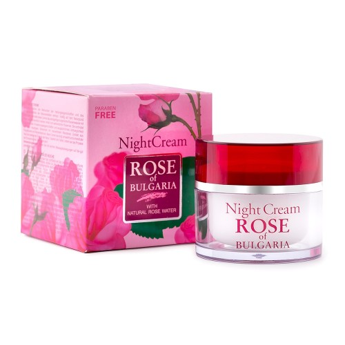 Night cream Rose of Bulgaria