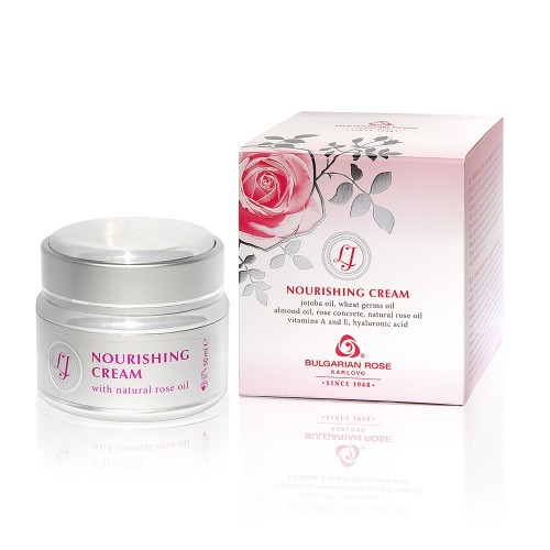 Nourishing face cream 50ml Lady's Joy