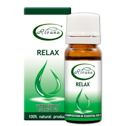Relax - composition of essential oils 100% natural