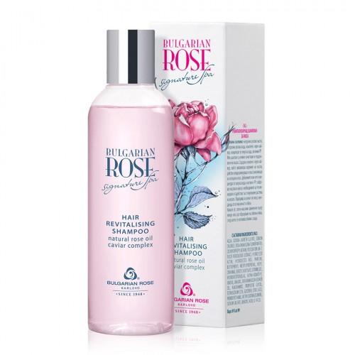 Revitalising hair Shampoo Bulgarian Rose Signature Spa
