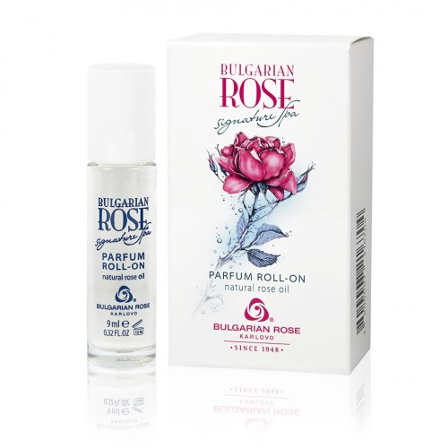 Parfum Roll-on Bulgarian Rose Signature Spa