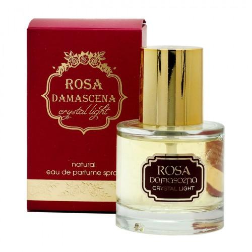 Rosa Damascena Crystal Light Natural Eau de Parfum