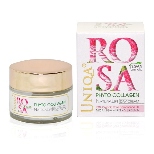 Rosa Uniqa & Phyto Collagen Day Cream Vegan Formula