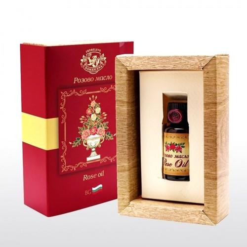 100% Pure original Bulgarian Rose oil (otto) 6 gr Damascena