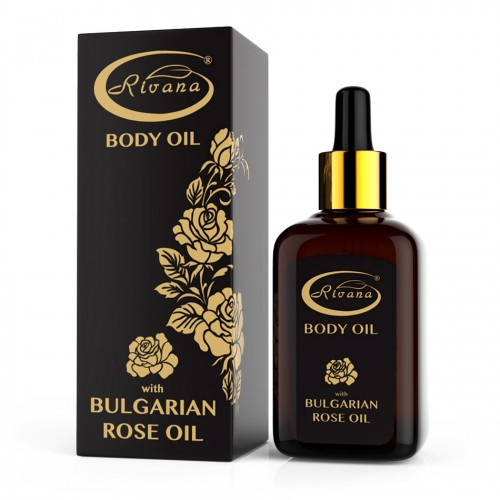 Body Rose oil 100% natural 50 ml