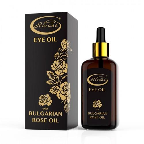 Eye contour Rose oil 100% natural 10 ml