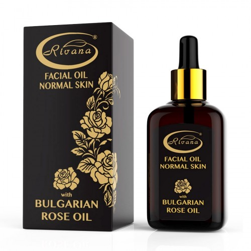 Facial Rose oil for Normal skin 100% natural 30 ml