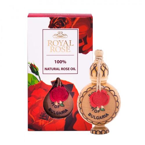 100% Natural Rose Oil Royal Rose (Otto) 0.5 gr.