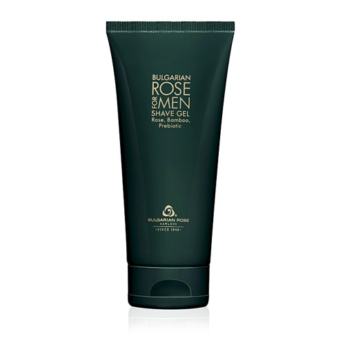 Shave Gel Bulgarian Rose for Men