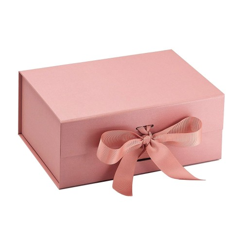 Luxury Gift Box in Rose Gold colour - Size A5