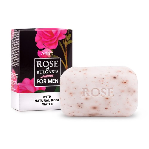 Cream Soap Rose of Bulgaria for Men