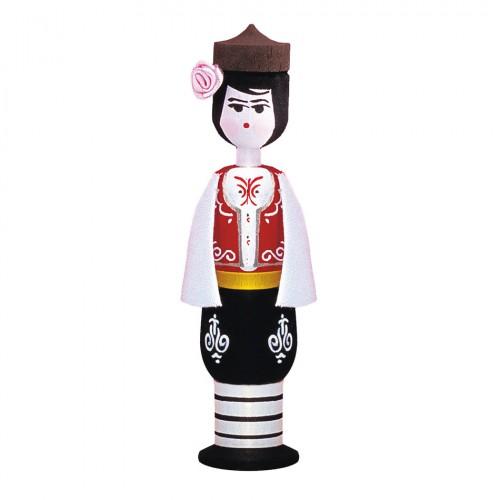 Souvenir doll with Rose perfume essence - Boy