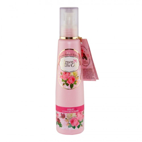 Spray Conditioner Argan and Rose oil