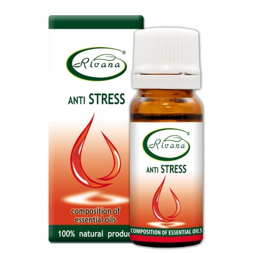 Anti-stress - composition of essential oils 100% natural