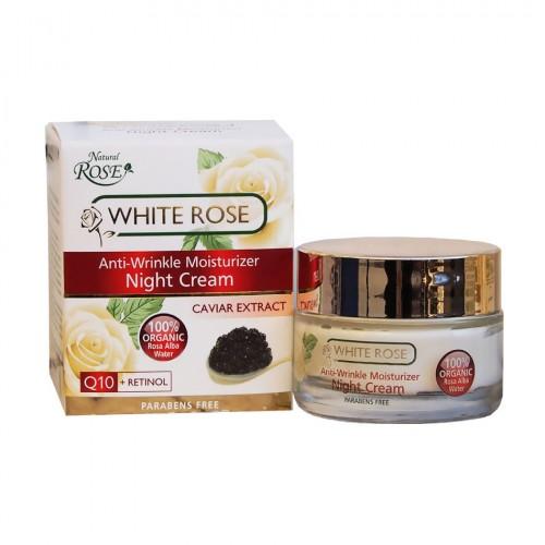 White Rose Q10 Anti-age Night cream
